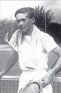 Gerhard Gaul wurde 1960 Juniorenmeister Rheinland-Pfalz-Saar.